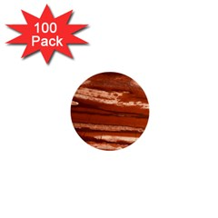 Red Earth Natural 1  Mini Buttons (100 Pack)  by UniqueCre8ion