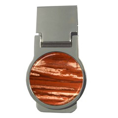 Red Earth Natural Money Clips (round)  by UniqueCre8ion