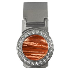 Red Earth Natural Money Clips (cz)  by UniqueCre8ion