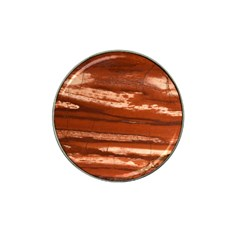 Red Earth Natural Hat Clip Ball Marker (10 Pack) by UniqueCre8ion