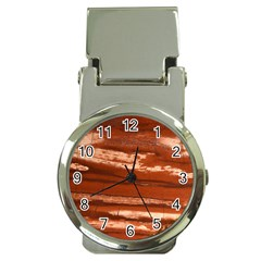 Red Earth Natural Money Clip Watches by UniqueCre8ion