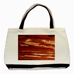 Red Earth Natural Basic Tote Bag by UniqueCre8ion