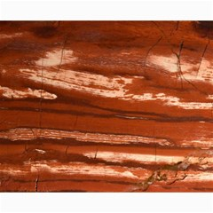 Red Earth Natural Canvas 16  X 20   by UniqueCre8ion