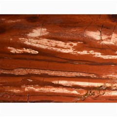 Red Earth Natural Canvas 18  X 24   by UniqueCre8ion