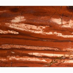 Red Earth Natural Canvas 20  X 24   by UniqueCre8ion