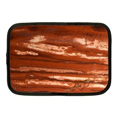 Red Earth Natural Netbook Case (medium)  by UniqueCre8ion