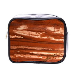 Red Earth Natural Mini Toiletries Bags by UniqueCre8ion