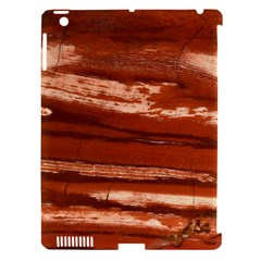 Red Earth Natural Apple Ipad 3/4 Hardshell Case (compatible With Smart Cover) by UniqueCre8ion