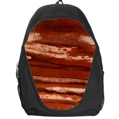 Red Earth Natural Backpack Bag by UniqueCre8ion