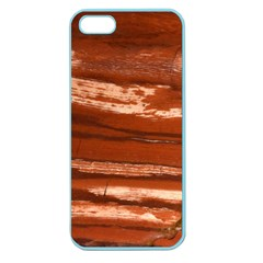 Red Earth Natural Apple Seamless Iphone 5 Case (color) by UniqueCre8ion