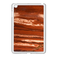 Red Earth Natural Apple Ipad Mini Case (white) by UniqueCre8ion