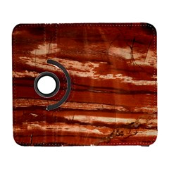 Red Earth Natural Samsung Galaxy S  Iii Flip 360 Case by UniqueCre8ion