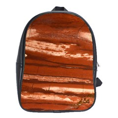 Red Earth Natural School Bags (xl)  by UniqueCre8ion
