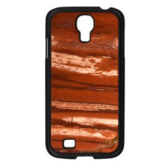 Red Earth Natural Samsung Galaxy S4 I9500/ I9505 Case (black) by UniqueCre8ion