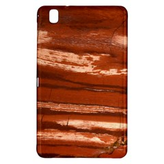 Red Earth Natural Samsung Galaxy Tab Pro 8 4 Hardshell Case by UniqueCre8ion