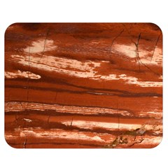 Red Earth Natural Double Sided Flano Blanket (medium)  by UniqueCre8ion