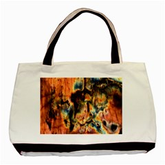 Naturally True Colors  Basic Tote Bag by UniqueCre8ions