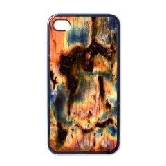 Naturally True Colors  Apple Iphone 4 Case (black) by UniqueCre8ions
