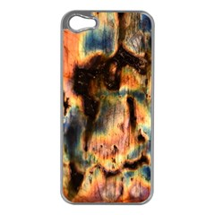 Naturally True Colors  Apple Iphone 5 Case (silver) by UniqueCre8ions