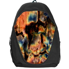 Naturally True Colors  Backpack Bag by UniqueCre8ions