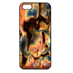 Naturally True Colors  Apple Iphone 5 Seamless Case (black) by UniqueCre8ions