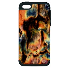 Naturally True Colors  Apple Iphone 5 Hardshell Case (pc+silicone) by UniqueCre8ions