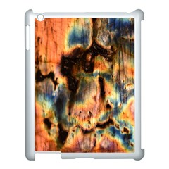 Naturally True Colors  Apple Ipad 3/4 Case (white) by UniqueCre8ions