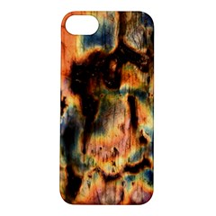 Naturally True Colors  Apple Iphone 5s/ Se Hardshell Case by UniqueCre8ions
