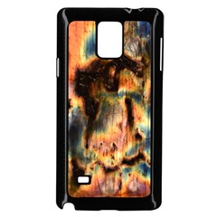Naturally True Colors  Samsung Galaxy Note 4 Case (black) by UniqueCre8ions
