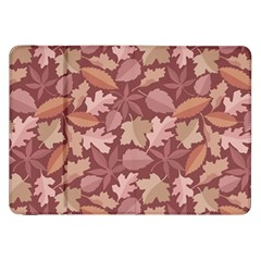 Marsala Leaves Pattern Samsung Galaxy Tab 8 9  P7300 Flip Case by sifis