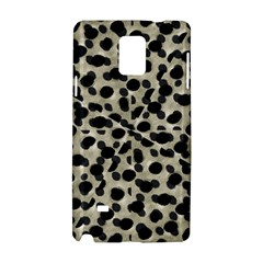 Metallic Camouflage Samsung Galaxy Note 4 Hardshell Case by dflcprints