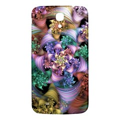 Bright Taffy Spiral Samsung Galaxy Mega I9200 Hardshell Back Case by WolfepawFractals