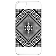 Geometric Pattern Vector Illustration Myxk9m   Apple Iphone 5 Classic Hardshell Case by dsgbrand
