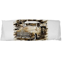 Vintage Chevrolet Pick Up Truck Body Pillow Case Dakimakura (two Sides)