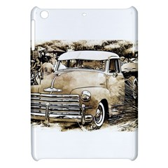 Vintage Chevrolet Pick Up Truck Apple Ipad Mini Hardshell Case by MichaelMoriartyPhotography