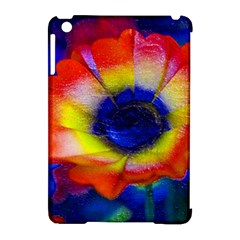 Tie Dye Flower Apple Ipad Mini Hardshell Case (compatible With Smart Cover) by MichaelMoriartyPhotography
