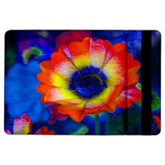 Tie Dye Flower Ipad Air 2 Flip by MichaelMoriartyPhotography