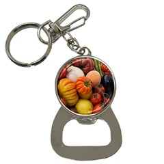 Heirloom Tomatoes Bottle Opener Key Chains by MichaelMoriartyPhotography