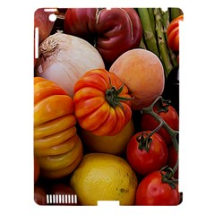 Heirloom Tomatoes Apple Ipad 3/4 Hardshell Case (compatible With Smart Cover) by MichaelMoriartyPhotography
