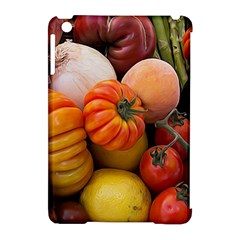 Heirloom Tomatoes Apple Ipad Mini Hardshell Case (compatible With Smart Cover) by MichaelMoriartyPhotography