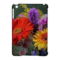Colorful Flowers Apple Ipad Mini Hardshell Case (compatible With Smart Cover) by MichaelMoriartyPhotography