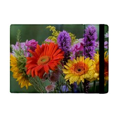 Colorful Flowers Ipad Mini 2 Flip Cases by MichaelMoriartyPhotography
