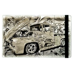 Old Ford Pick Up Truck  Apple Ipad 2 Flip Case by MichaelMoriartyPhotography
