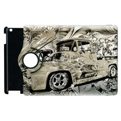 Old Ford Pick Up Truck  Apple Ipad 3/4 Flip 360 Case by MichaelMoriartyPhotography