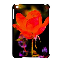 Red Beauty Apple Ipad Mini Hardshell Case (compatible With Smart Cover) by MichaelMoriartyPhotography