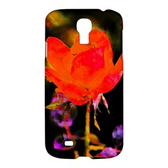 Red Beauty Samsung Galaxy S4 I9500/i9505 Hardshell Case by MichaelMoriartyPhotography