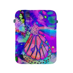 Psychedelic Butterfly Apple Ipad 2/3/4 Protective Soft Cases by MichaelMoriartyPhotography