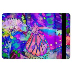 Psychedelic Butterfly Ipad Air 2 Flip by MichaelMoriartyPhotography