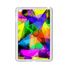 Colorful Triangles                                                                  			apple Ipad Mini 2 Case (white)