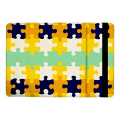 Puzzle Pieces                                                                     			samsung Galaxy Tab Pro 10 1  Flip Case by LalyLauraFLM